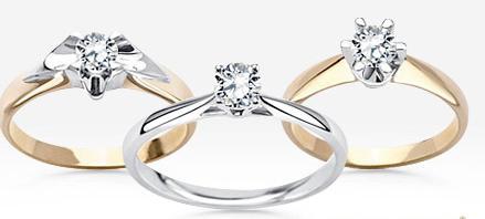 Pierścionek Zaręczynowy Wspaniałe Zwięczenie Niezwykłej Chwili
